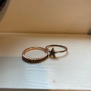 2 cute and trendy rings